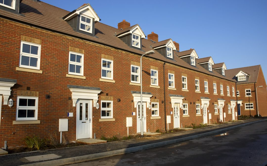 Struggling to get on the property ladder? The continued rise of the New Build Home