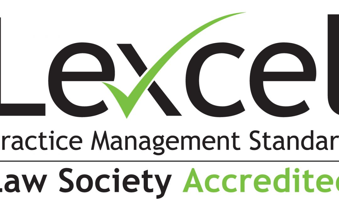 Lexcel Accreditation renewed with flying colours for DF Legal LLP
