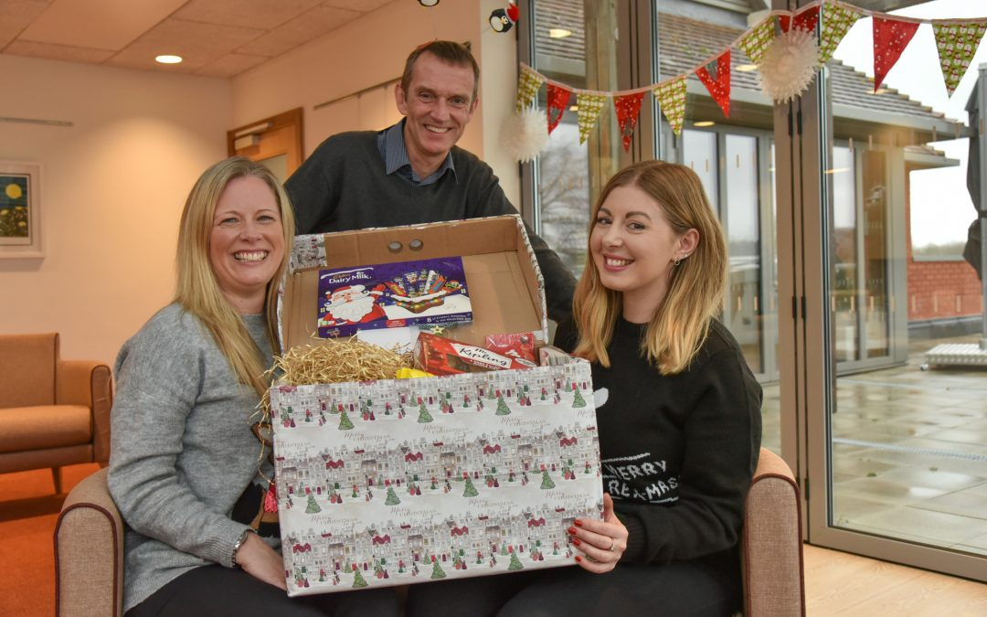 Reverse Advent Calendar for St Michael's Hospice